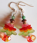 Flower Fairy Earrings