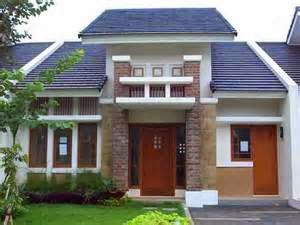 Contoh Desain Gambar Rumah Minimalis Type 36