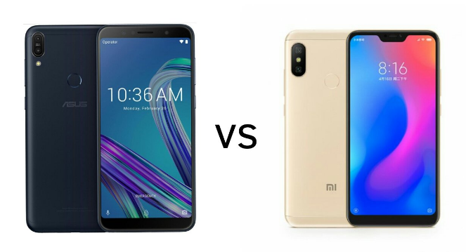 Asus Zenfone Max Pro M1 Vs Xiaomi Redmi 6 Pro: Who is the victor in the spending range