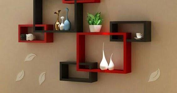 Modern Wall Shelf Ideas: Best 50 Wooden Wall Shelves Design Ideas For Modern Homes 2019