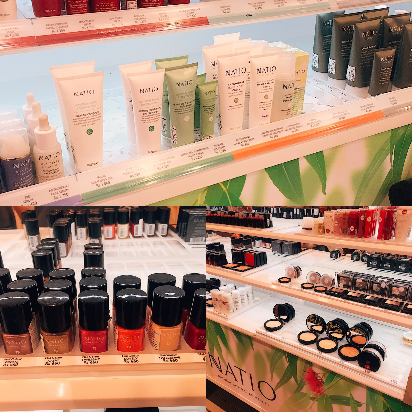 new in delhi, natio, nation australia, natio review, natio india, natural makeup, top delhi blog, delhi blog, top indian blog, indian blogger