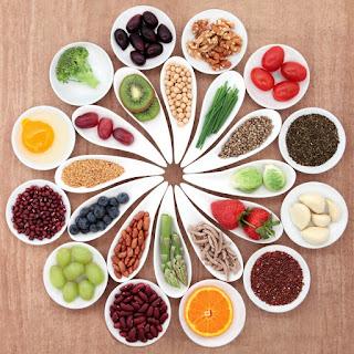 фрукты овощи диета
