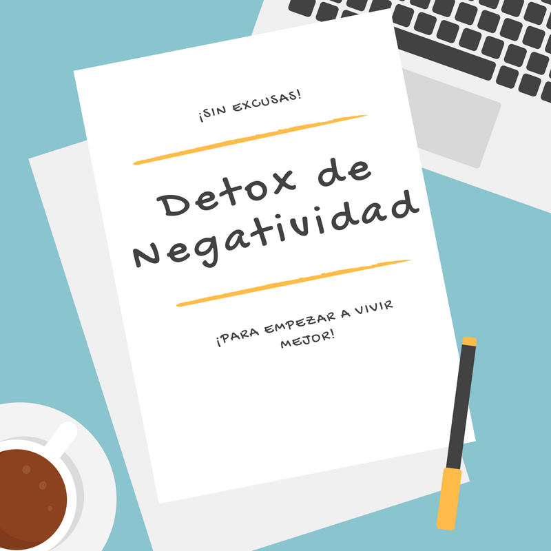Detox de negatividad