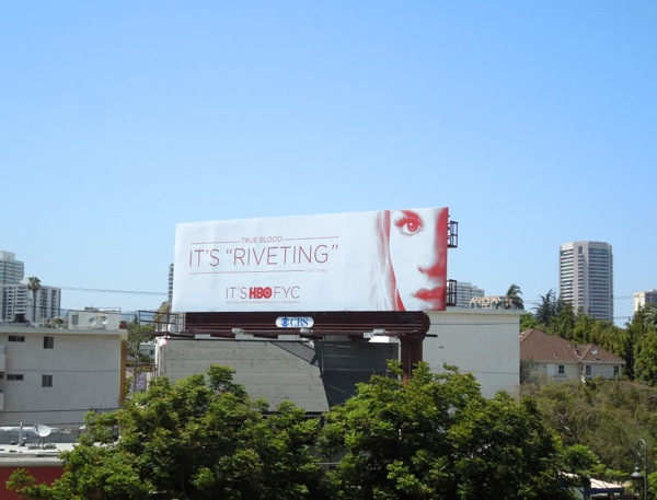 True Blood 5 Riveting Emmy billboard