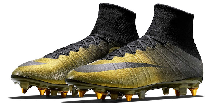 Herméticamente protestante clon  Nike Mercurial Superfly CR7 Rare Gold Boots - Sold Out - Footy Headlines