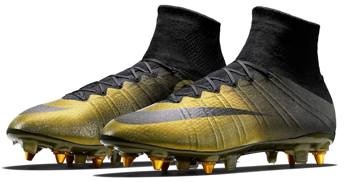 lowest price bc1b2 1a79b Nike Mercurial Superfly CR7 Rare Gold Boots - Sold Out - Footy Headlines