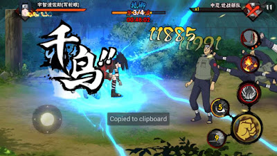 Cheat Naruto Mobile For Android