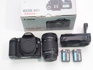 Canon EOS 40D - DSLR Seken