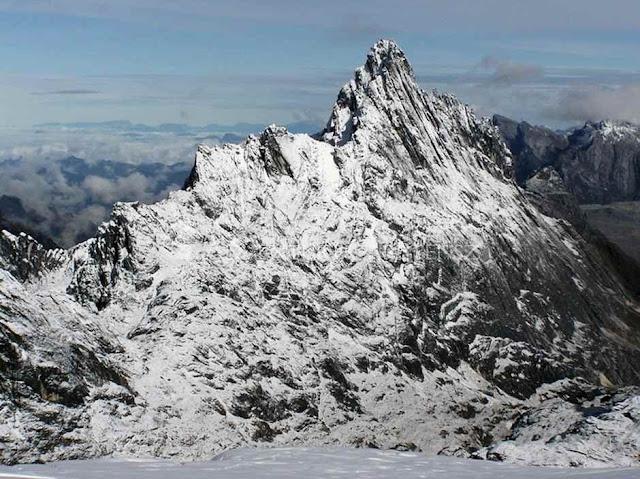 Cartensz Pyramid - Papua