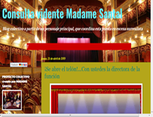 Consulta vidente Madame Santal