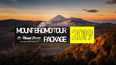 Mount Bromo Tour Package 2019