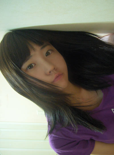 Really Beautiful & Super Cute Korean schoolgirl's big boobs self photos leaked (11pix)