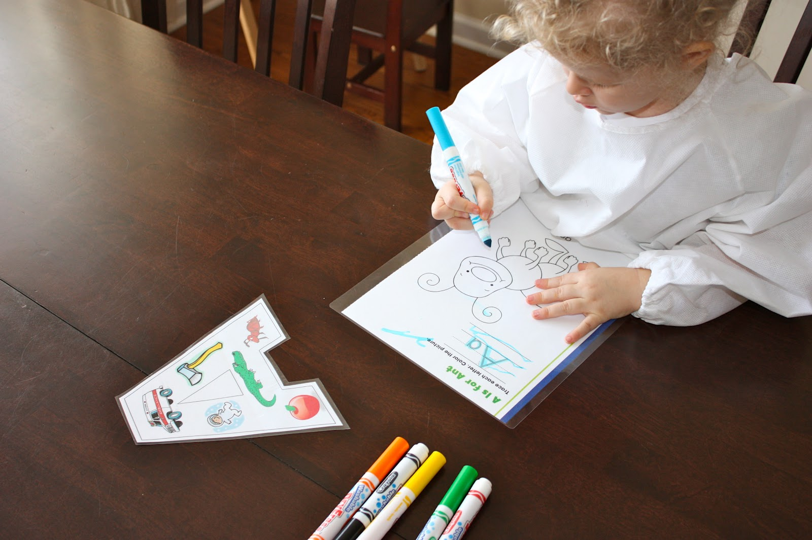 Letter Of The Week Letter A Teaching Training Amp Tantrums