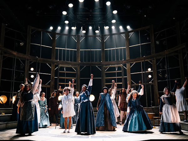 Emilia, Vaudeville Theatre | Review
