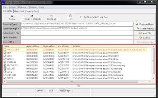 Cara Flashing Advan S5E Build No S2.I.C.S.4.2.2
