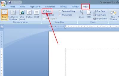 Cara Membuat Daftar Isi dengan Titik-Titik Otomastis di Word 16