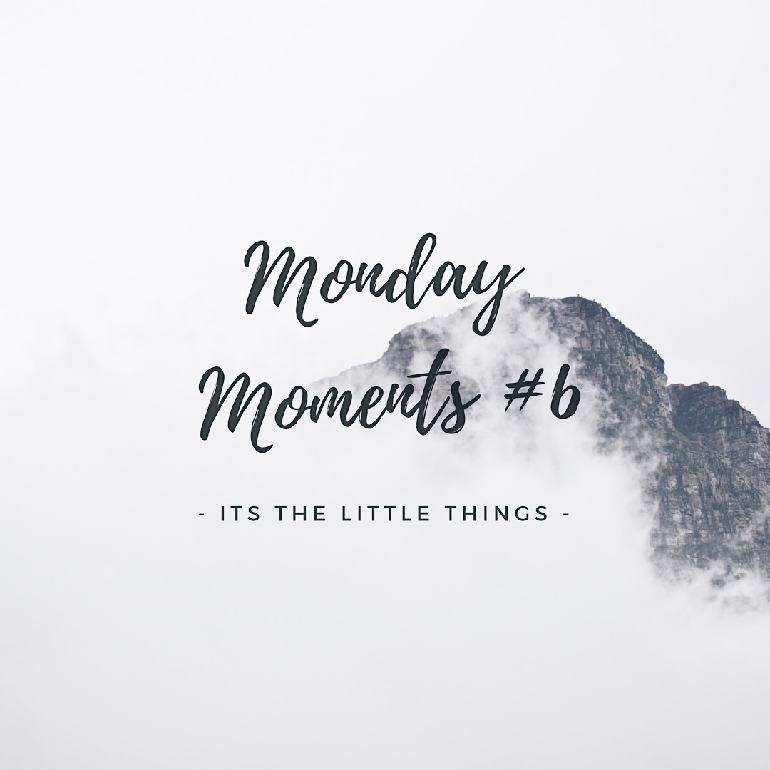 Monday Moments #6