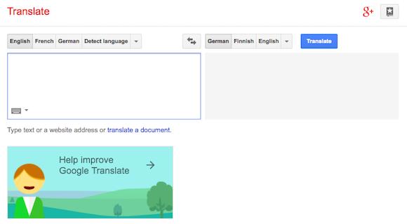 Google Link In Google Translate