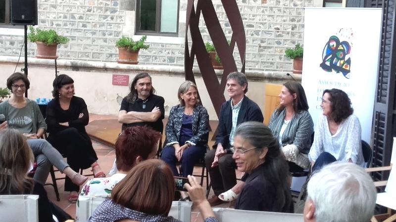 Traductors participants de la 'teràpia de grup'