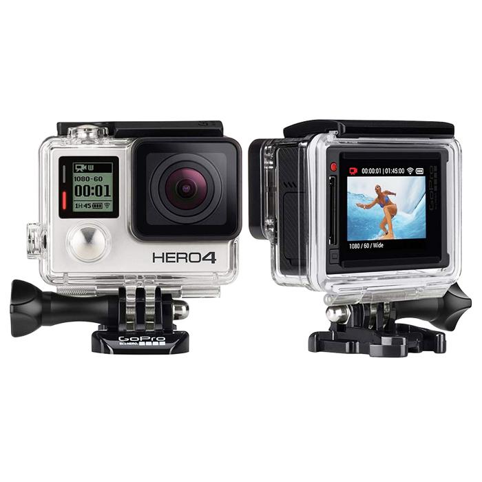 Harga dan Spesifikasi Kamera GoPro Hero 4 Silver Edition