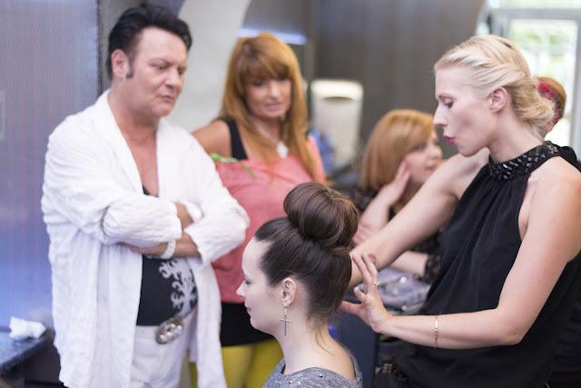 Beautyblogger-Andrea Funk-ghd-Haar Model-Italian Wave-andysparkles
