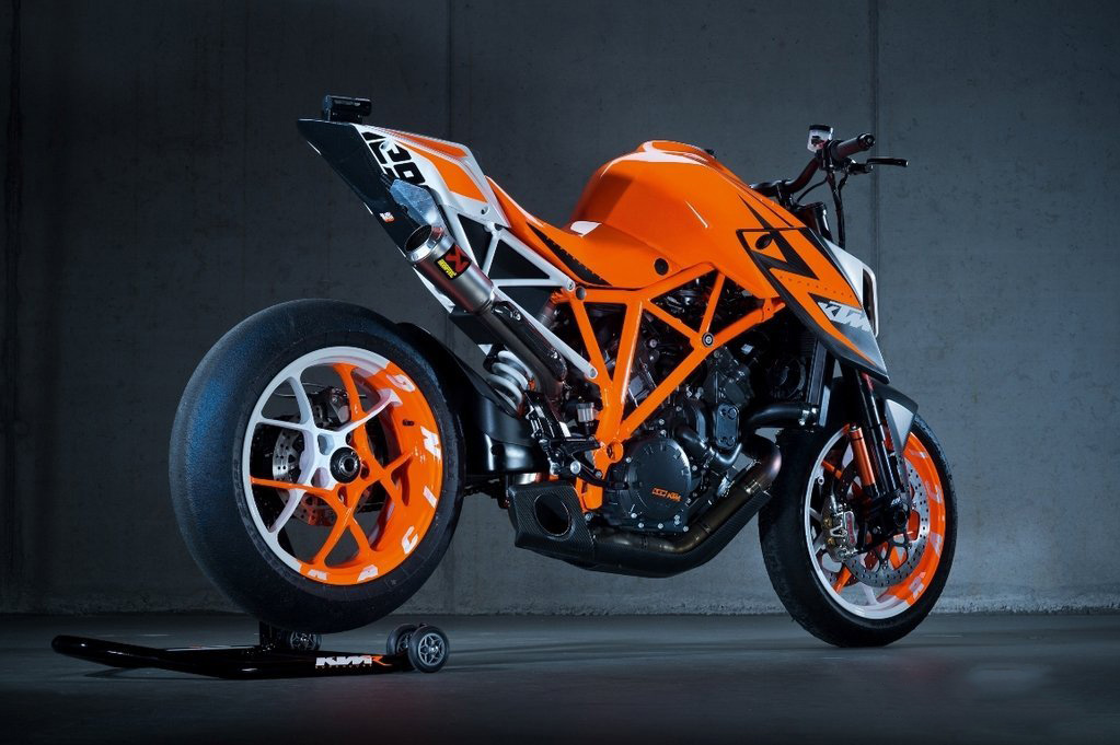 motos e KTM 1290 Super Duke R Prototype