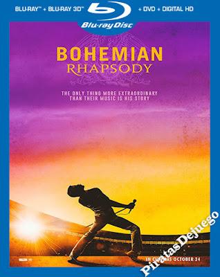 Bohemian Rhapsody (2018) HD 1080P Latino