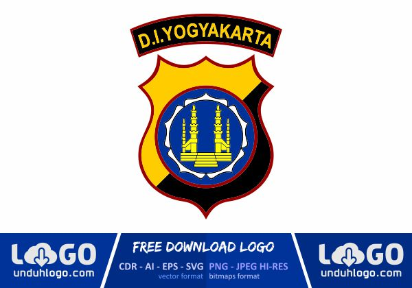 Logo Polda Yogyakarta
