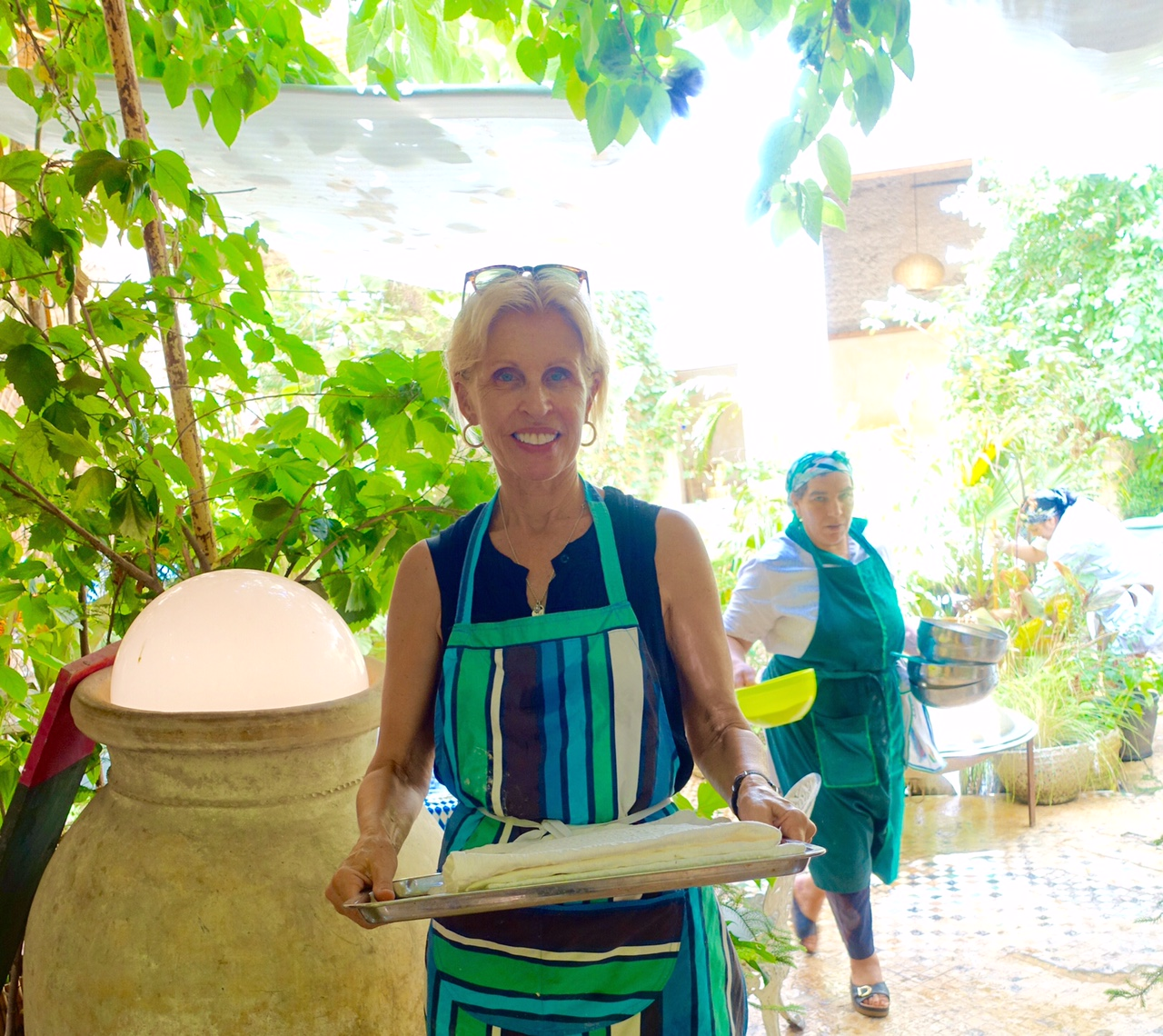 workshops, fez, breadbaking, coco-morocco, ruinedgarden