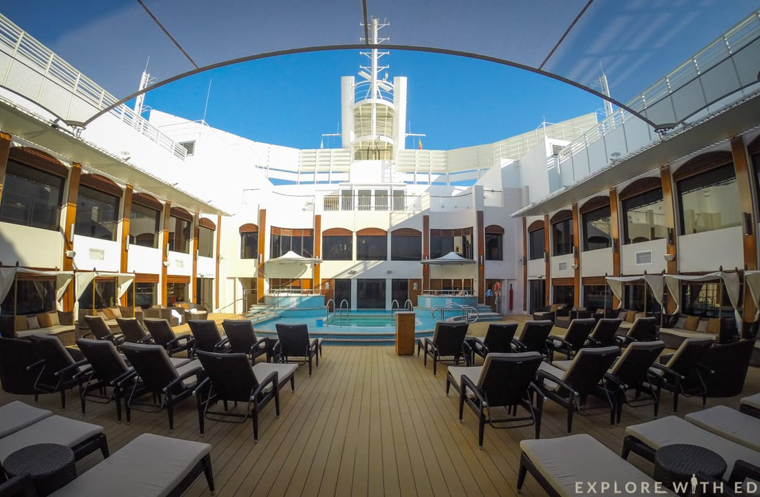 The Haven, Suites, Norwegian Epic