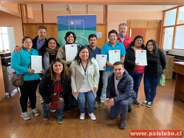 Entrega de subsidios en Osorno