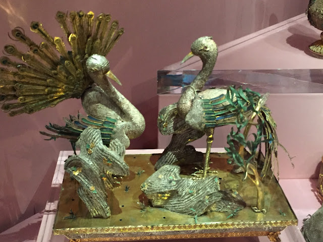 Part of Chinese toilet service - a wedding gift to Catherine the Great