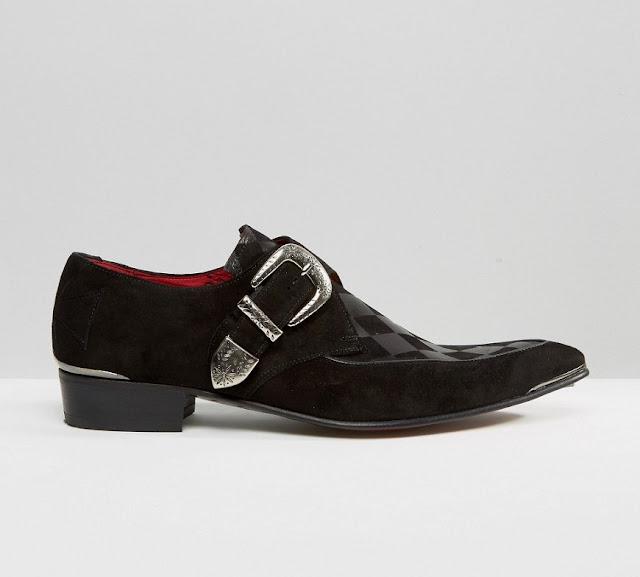 clases de zapatos para hombre