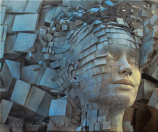 Peter Gric 1968 Magic Realism Painter Tutt'art