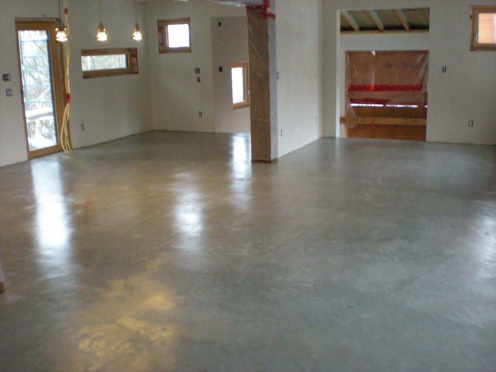 MODE CONCRETE: Considering Concrete Floors? Main Benefits