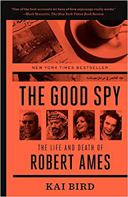 The Good Spy by Kai Bird (book cover)