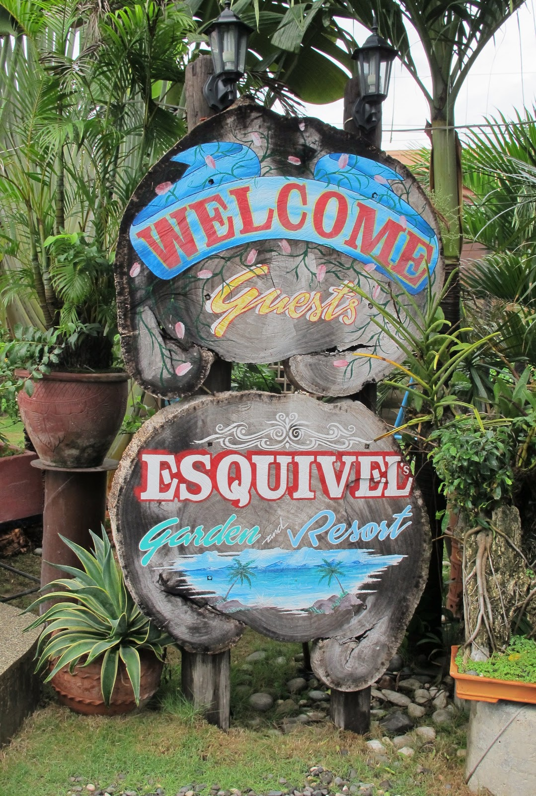 Discount Vacations Esquivel S Garden Amp Resort San Pedro