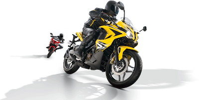 Bajaj Pulsar RS 200  HD Picture