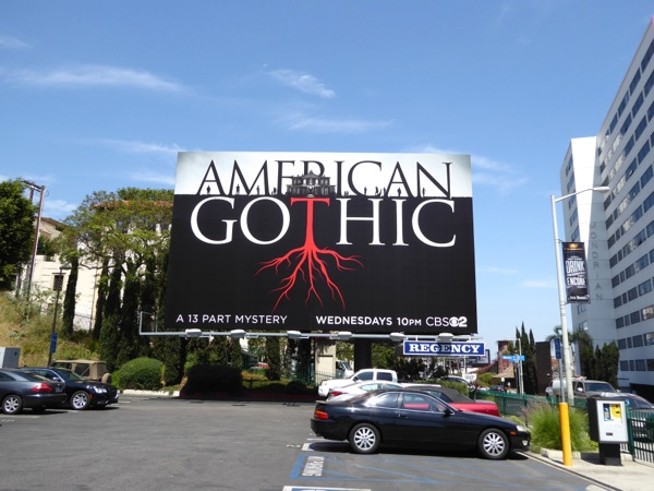 American Gothic season 1 billboard