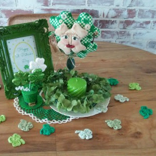 St. Patrick's Day Decor & Free Printables!