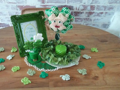 St. Patrick's Day Decor & Free Printables!