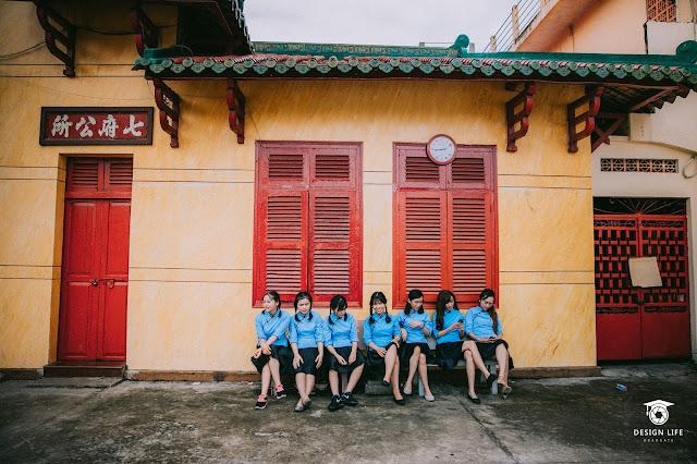 Chụp ảnh kỷ yếu đẹp tại  Đồng Nai