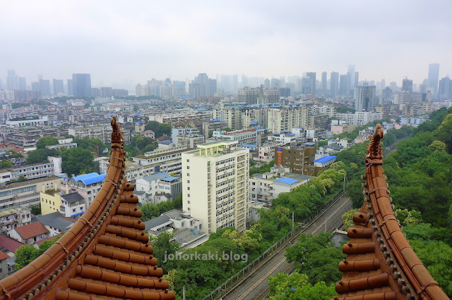 Views-of-Wuhan-Yellow-Crane-Tower-黄鹤楼