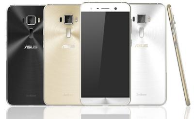 Smartphone Asus Zenfone 3 prezzi e varianti