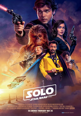 Solo A Star Wars Story 2018 English 480p HDCam 350MB