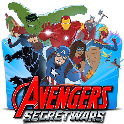 Avengers Secret Wars | 26/26 | Lat-Ing | 1080p | x264 Avengers_secret_wars_tv_series__2017__by_drdarkdoom-dbeypbh
