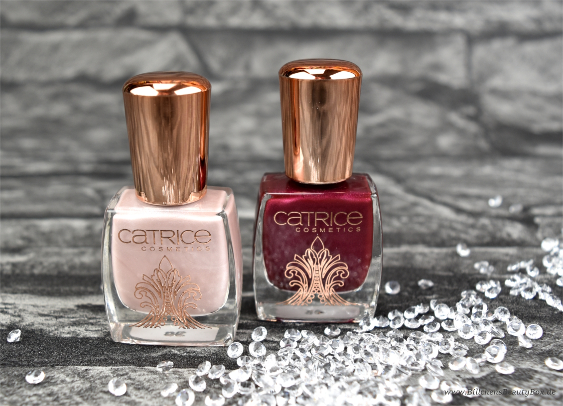Catrice - Victorian Poetry - Nagellack - Berry British & Noble Nude