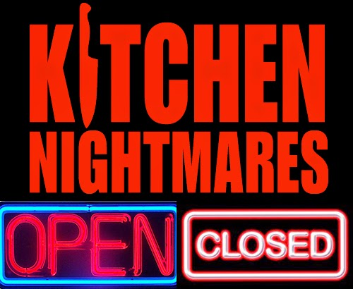 Kitchen Nightmares All Restaurants Closed