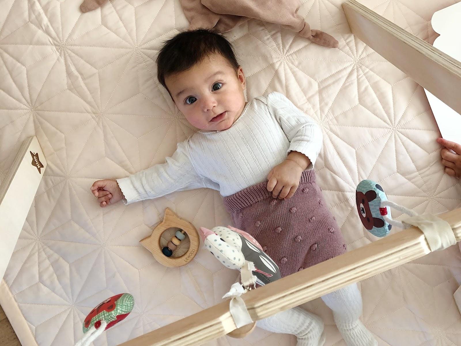 Vauva 3kk ja koliikkikuulumisia