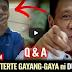 Live: Q And A Pres. Duterte Boses Gayang-Gaya Ni Duterte 2! Sa Sakit Ang Tiyan Mo Sa Katuwaan!